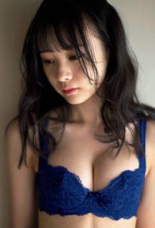 AKB48横山結衣さん、初写真集で初下着カットがぐうシコwww【エロ画像】