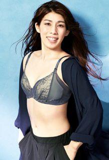 吉田沙保里(36)が下着モデル姿を披露…ww【エロ画像】