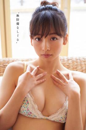 華村あすか(20)の最新水着グラビアのおっぱいがエロいww【エロ画像】