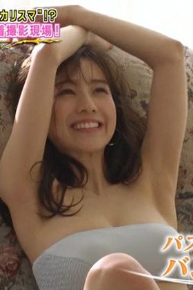 田中みな実(32)の最新水着撮影がクッソエロいww【エロ画像】
