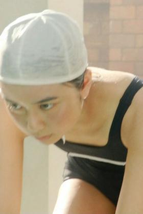 上白石萌歌(19)のいだてんでのスクール水着姿がエロいww【エロ画像】