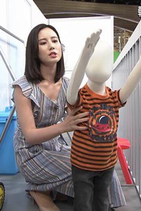 森川夕貴アナ(25)の団地妻妄想不可避のベランダ胸チラがエロいww【エロ画像】