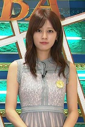 堤礼実アナ(25)の透明感溢れるノースリ着衣脇チラ姿がエロいww【エロ画像】