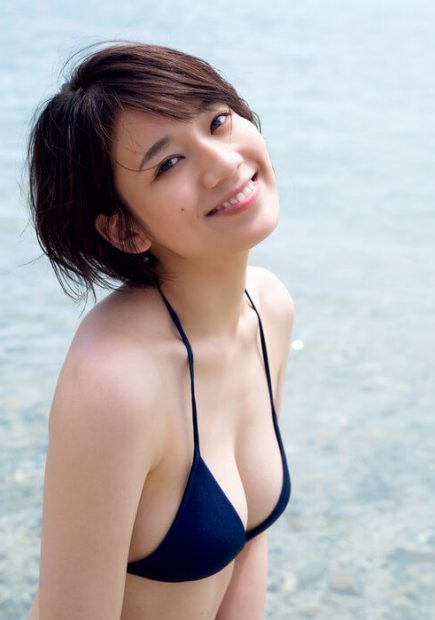 佐藤美希(25)の最新の巨乳グラビアがクッソエロいww【エロ画像】