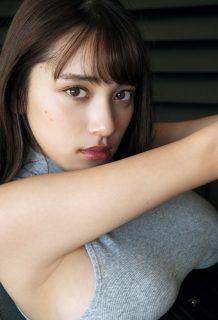 都丸紗也華(22)のFカップの最新グラビアがエロいww【エロ画像】