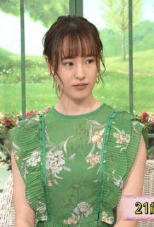 藤田菜七子(21)の女性騎手の徹子の部屋出演時の着衣おっぱいがエロいww【エロ画像】