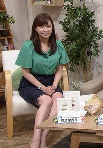 角谷暁子アナ(24)のムッチリ下半身がけしからんww【エロ画像】