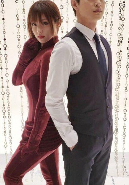 深田恭子(36)の最新ドラマの着衣おっぱいがエロいww【エロ画像】