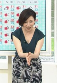 真矢ミキ(55)の美熟女胸チラ谷間がエロいww【エロ画像】