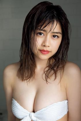 脇田穂乃香さん、Gカップが卑猥すぎる水着グラビアがコチラwww【エロ画像】