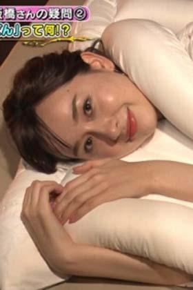 宇賀神メグアナ(23)のサンジャポでのパジャマ姿がエロ可愛いww【エロ画像】