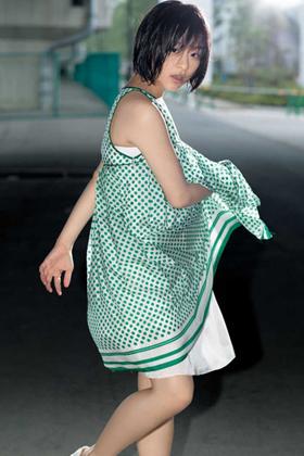 森七菜(17)の着衣おっぱいやグラビアが意外と巨乳でエロいww【エロ画像】