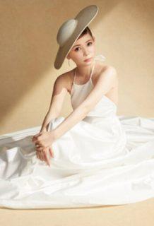 中川翔子(34)のウエディングドレス姿がエロいww【エロ画像】