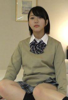 超優等生美少女JKが避妊なしハメ撮りで生中出しされてるww【エロ動画】