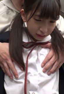 ドM優等生JKがイラマ首絞めに大喜びで勝手に中出しされて興奮してるww【エロ動画】