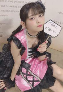 上坂すみれ(26)の射精させにきてる胸チラショットがエロいww【エロ画像】