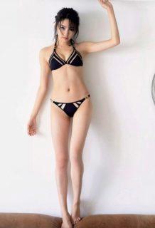 夢アド志田友美(22)のスタイル抜群水着グラビアがエロいww【エロ画像】