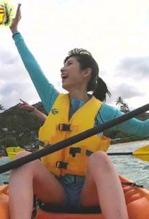 東大王の鈴木光(20)の貴重な水着姿がエロいww【エロ画像】