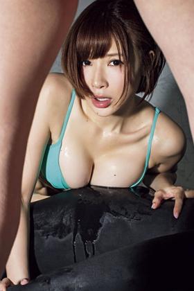 手島優(37)の風俗嬢に扮したグラビアがぐうシコww【エロ画像】