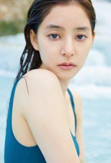 新木優子(25)の最新写真集の水着姿がエロいww【エロ画像】