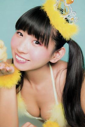 でんぱ組・古川未鈴(32)が結婚したのでお宝グラビアで抜こうww【エロ画像】