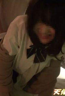 恥ずかしがり屋の清楚JKがオマ●コぐちょぐちょにしてイキまくりww【エロ動画】