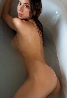 道端アンジェリカさん、懺悔ヌード的な感じでフルヌード解禁www【エロ画像】
