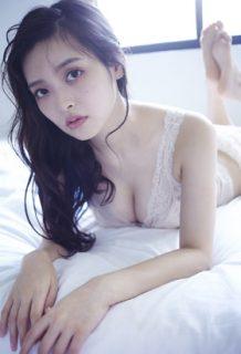 上坂すみれ(27)の最新写真集の下着姿がぐうシコww【エロ画像】