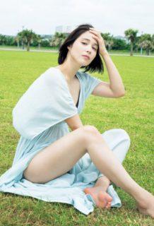 広瀬アリス(24)の最新写真集がセクシーで美脚がエロいww【エロ画像】