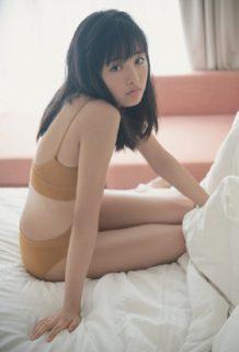 大友花恋(20)の写真集の水着姿が大人っぽくてエロいww【エロ画像】