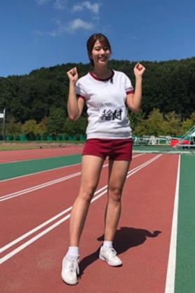稲村亜美(23)のロンハーの体操服ブルマ姿がエロいww【エロ画像】