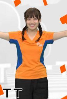 橋本環奈(20)が『TT体操』で乳揺れさせててクッソエロいww【エロ画像】