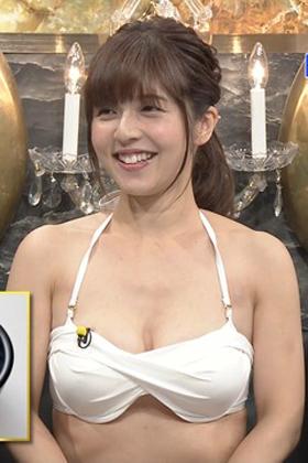 茜結さんが有吉反省会で水着姿を披露・・・!熟女グラドル40歳、子持ちの末路wwwww【エロ画像】