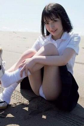 制コレ18・木村葉月さん、制服パンチラ!!!王道の純白パンツがシコい・・・【エロ画像】