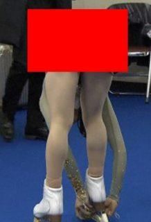 【エロ画像】紀平梨花さんの視聴率急増したお尻がコチラ・・・女子フィギュアエロ過ぎるwwwww