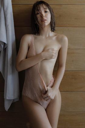 """藤田ニコルさん、""""全裸ヌード""""披露!!脱ぎたい欲が爆発するwww【エロ画像】"""