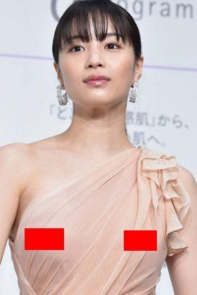 【※削除注意】広瀬すずさん、透け乳首・疑似フェラを披露してしまうwww【エロ画像】