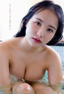新谷真由さん、美少女アイドルの美巨乳がぐうシコすぎるグラビアがコチラwww【エロ画像】