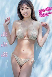 桜田愛音さん、くびれGカップのくっそエロボディをグラビアで解禁www【エロ画像】
