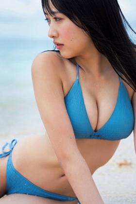 石田千穂さん、STU48の美乳スレンダー清楚娘が脱ぐ!エチエチ解禁www【エロ画像】