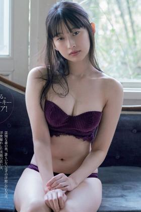 中尾有伽さん、新人なのに独特なエロスを醸し出すグラビアを披露www【エロ画像】