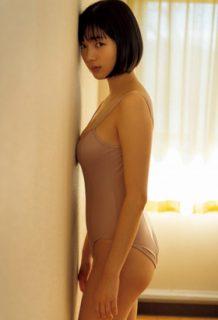 笠本ユキさん、期待の新人女優がグラビアデビューで巨乳おっぱいを即解禁www【エロ画像】